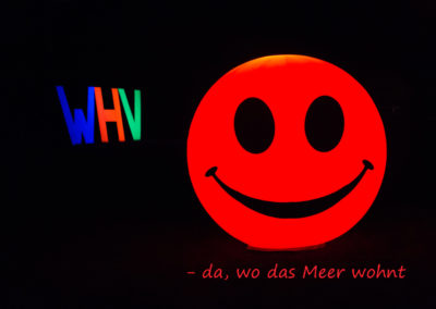 Logo roter Smiley