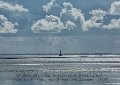 Sonnenschein Nordsee ERLEBEN