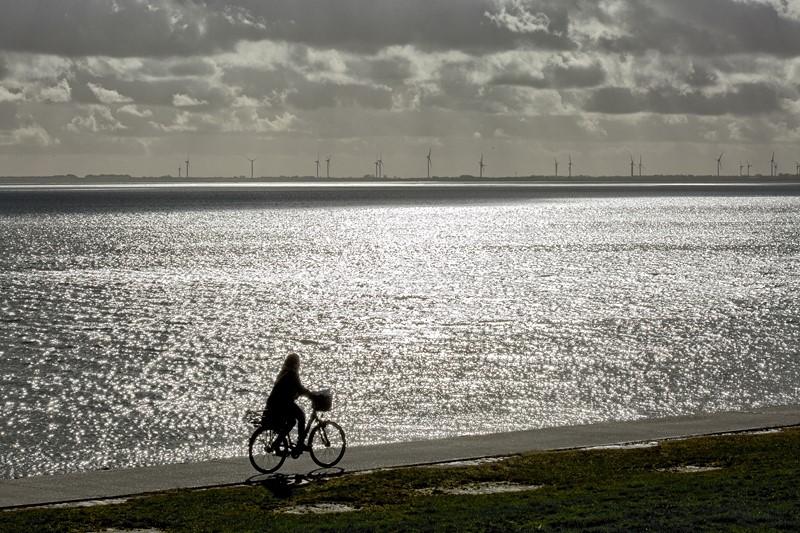 Radfahren in und um Wilhelmshaven